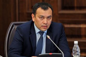 Вице-премьер Киргизии Темир Джумакадыров