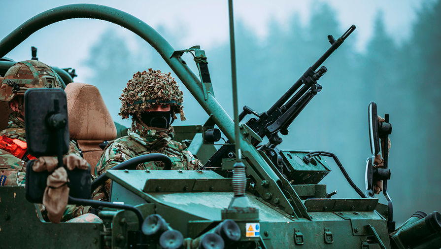 Тайные операции: Британия создает антироссийский спецназ