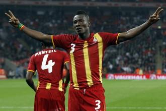 Ассамоа Гьян и его партнеры по сборной Ганы не стали играть в «странный» футбол