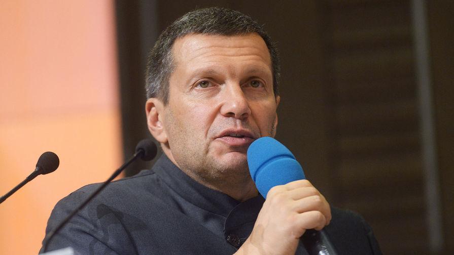 «По мозгам получите»: Соловьев оценил план по захвату Донбасса