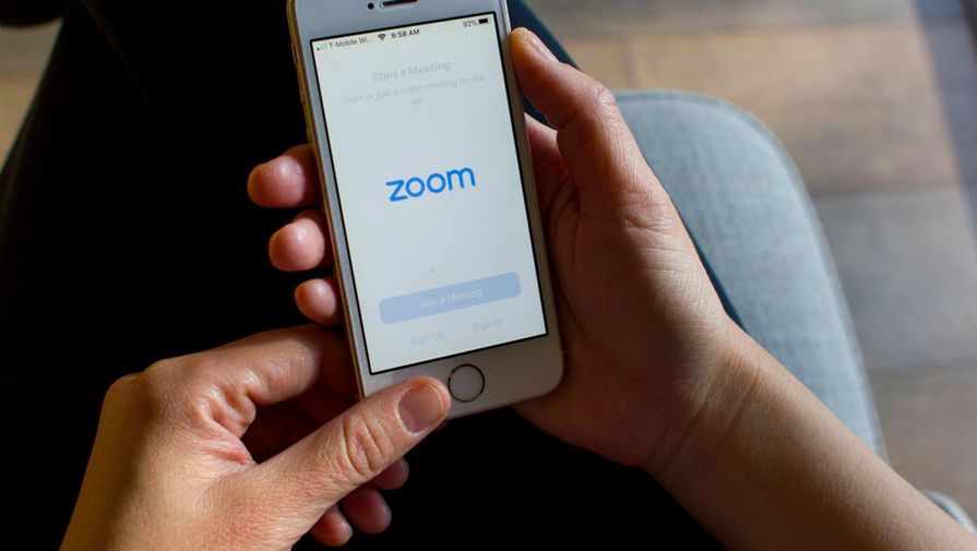 В руководстве ФРГ предостерегли пользователей от использования Zoom