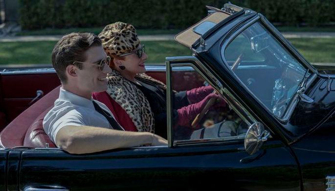 Кадр из сериала «Голливуд» (2020)
