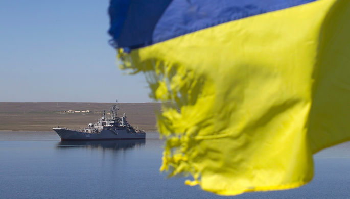 На Украине возбудили уголовное дело против офицера Черноморского флота