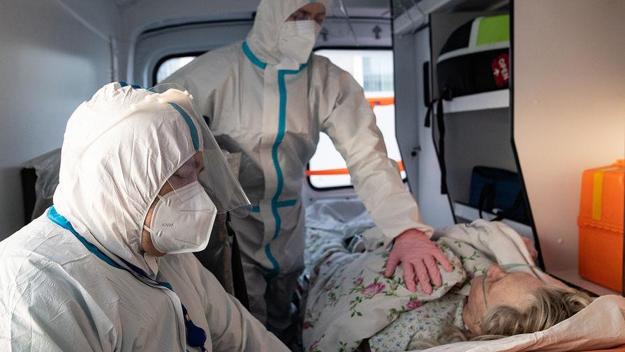 В России коронавирус подтвердился еще у 14 185 человек