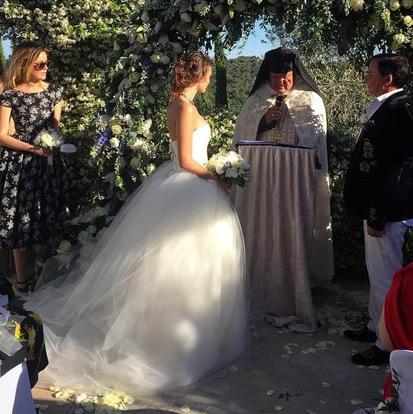 Свадьба Валентина Иванова и Лизы Адаменко