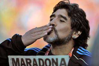 Диего Марадона оказался замешан в очередном скандале