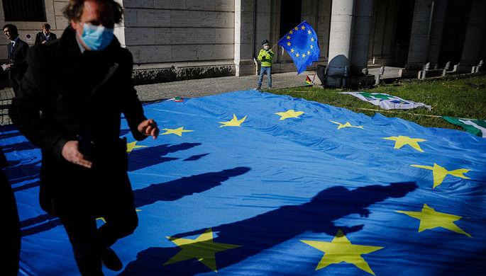 Раскол, мигранты, терроризм: какие проблемы Евросоюза обнажила пандемия