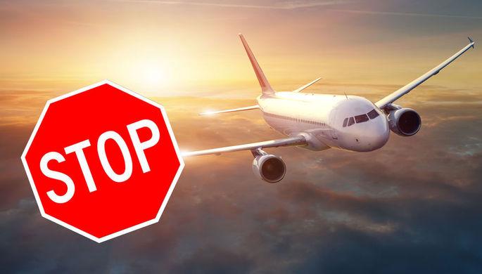 COVID не пройдет: Россия ограничивает авиасообщение с Европой