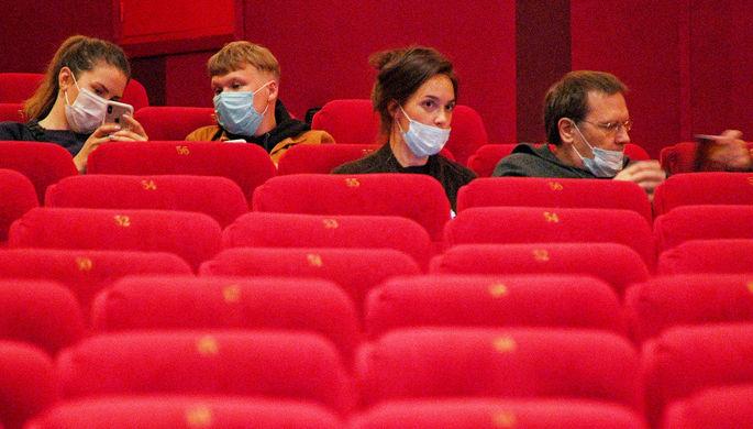 Четыре человека на сеанс: как в Москве заработали кинотеатры
