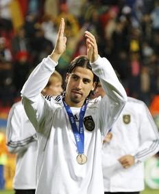 Хедира пока не договорился с «Реалом»