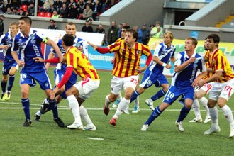 «Алания» вырвала победу в Новосибирске, забив пенальти на 94-й минуте