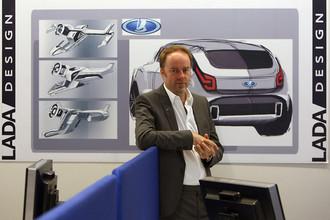 Главный дизайнер компании «АвтоВАЗ» Стив Маттин дал первое интервью «Газете.Ru»