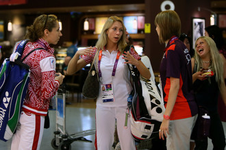 Сложности в аэропорту «Хитроу» не помешали Анастасии Прокопенко с победы стартовать на Олимпиаде