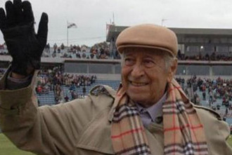 Чемпион мира по футболу 1950 года Анибаль Пас скончался в возрасте 95 лет