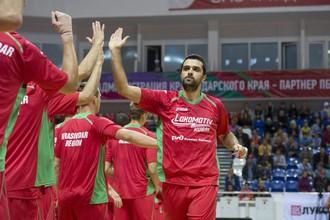 «Локомотив-Кубань» стартует в Евролиге