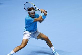 Рафаэлю Надалю осталось одержать одну победу, чтобы сохранить первое место в итоговом рейтинге АТР