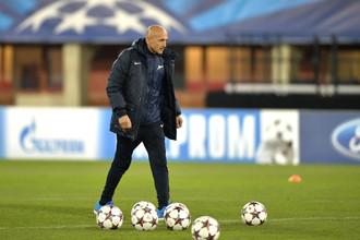 «Зенит» готовится сыграть с «Аустрией» в матче Лиги чемпионов