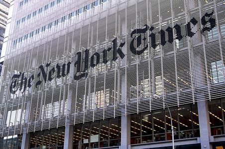 New York Times ��������� ���������� ������������-������ �� �������