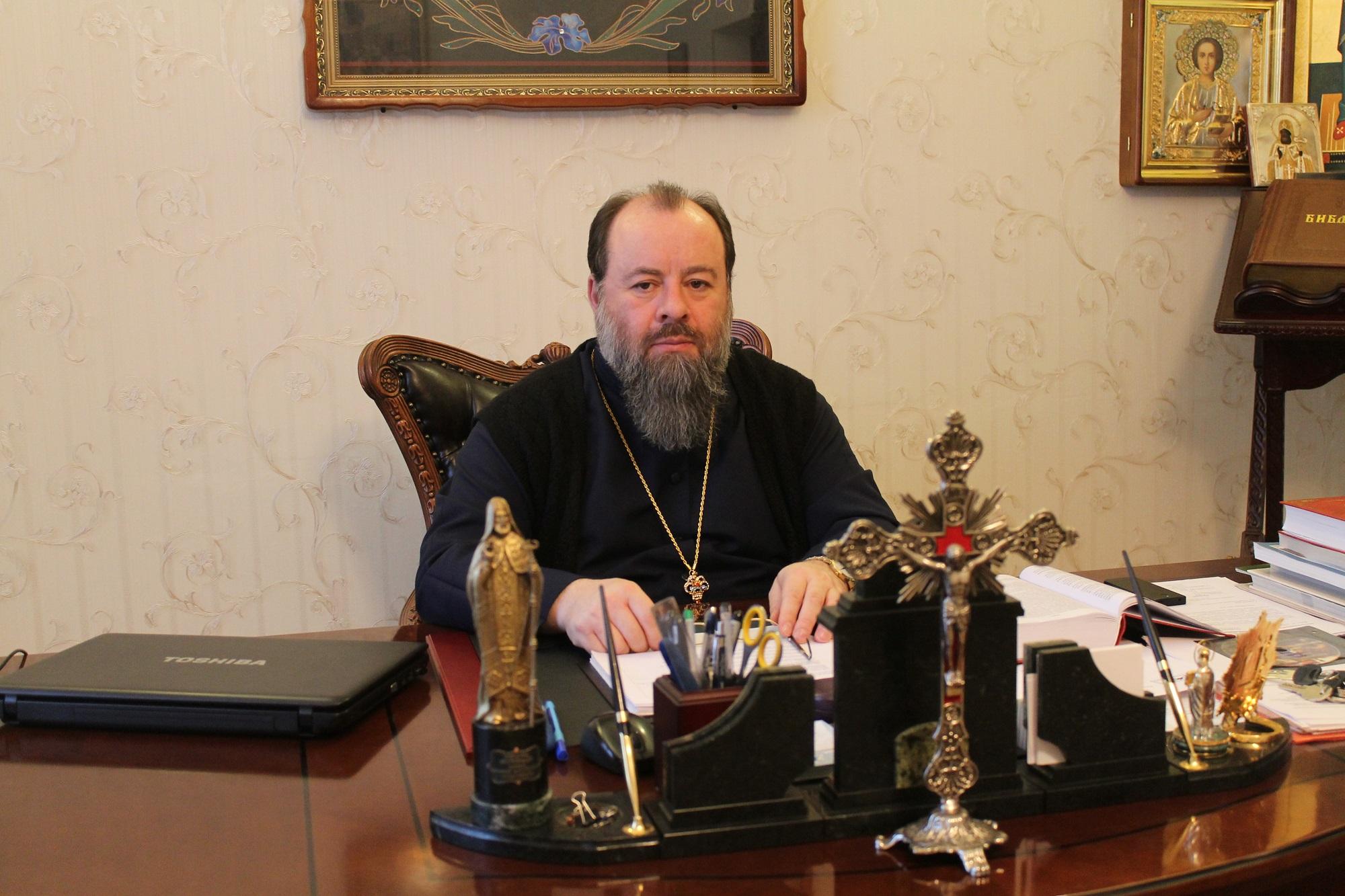 Митрополит Луганский Митрофан. Фото: Анатолий Азаренко