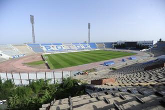 Стадион «Центральный» в Волгограде