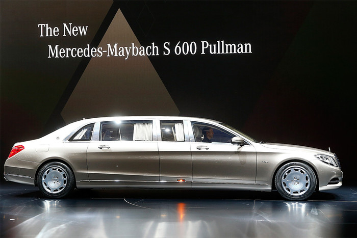 Mercedes-Benz-Maybach Pullman