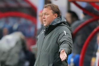 Главному тренеру «Уфы» Игорю Колыванову оставалось только разводить руками