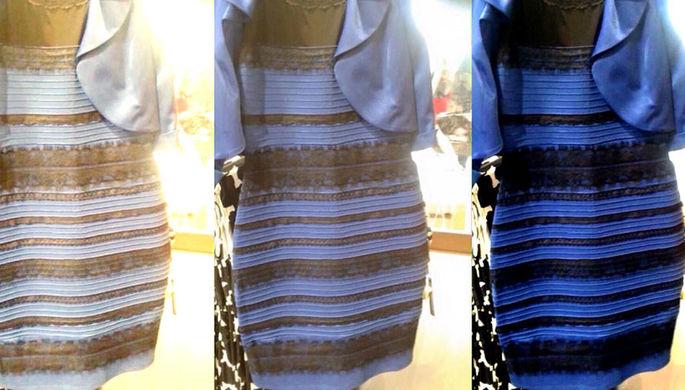 Самое научное платье
