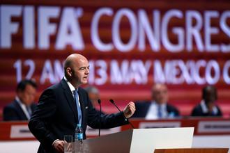 «Жалею, что стал президентом ФИФА»