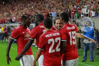 «Манчестер Юнайтед» сразится с «Реалом» за Суперкубок Европы