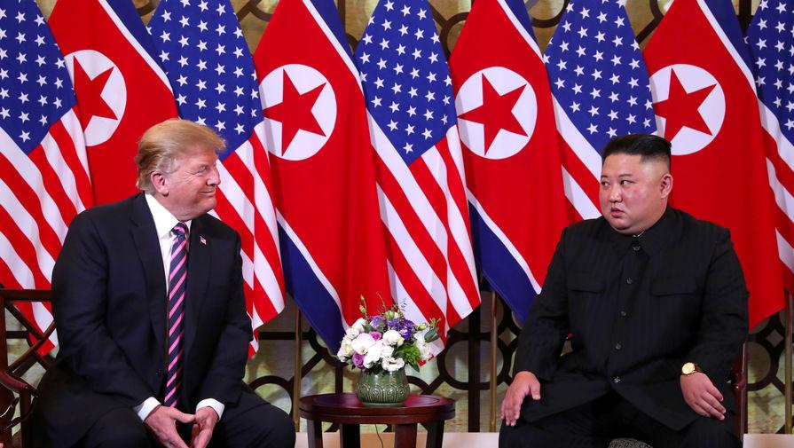 Трамп заявил, что обладает информацией о самочувствии Ким Чен Ына