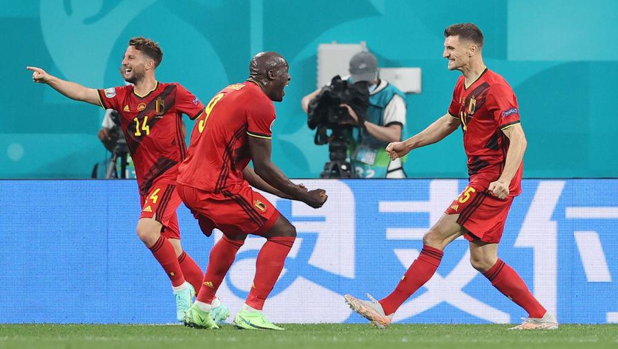Россия проиграла шесть из восьми матчей против Бельгии