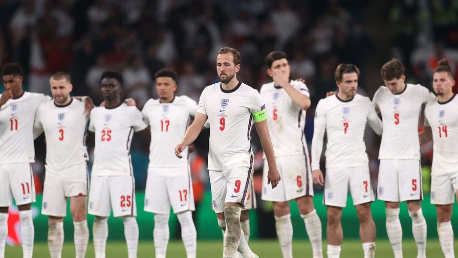 Игроки сборной Англии получили более 12 тыс. сообщений с оскорблениями во время Евро