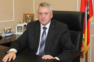 Вице-губернатор Курской области Василий Зубков