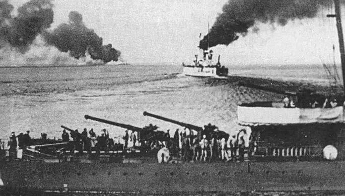«Погибаю, но не сдаюсь!»: как затопили Черноморский флот