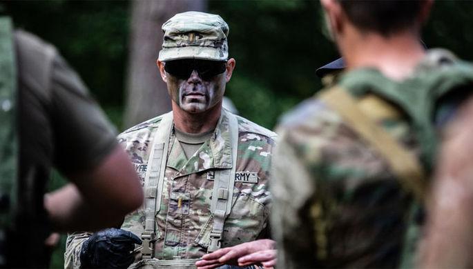 Чистое небо: на Украине начались учения с НАТО