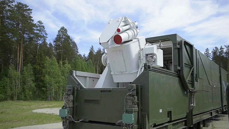 Оружие века: Путин обсудит с военными новые лазеры