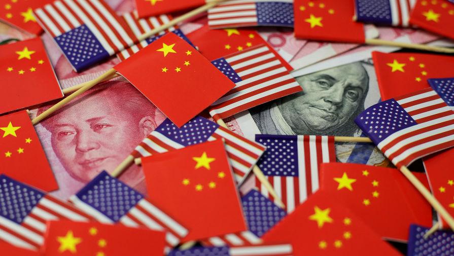 Китай сократил импорт золота из-за торговой войны с США