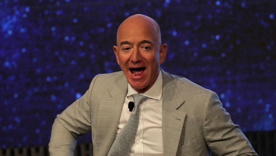 Безос обогнал Маска в рейтинге богатейших людей мира