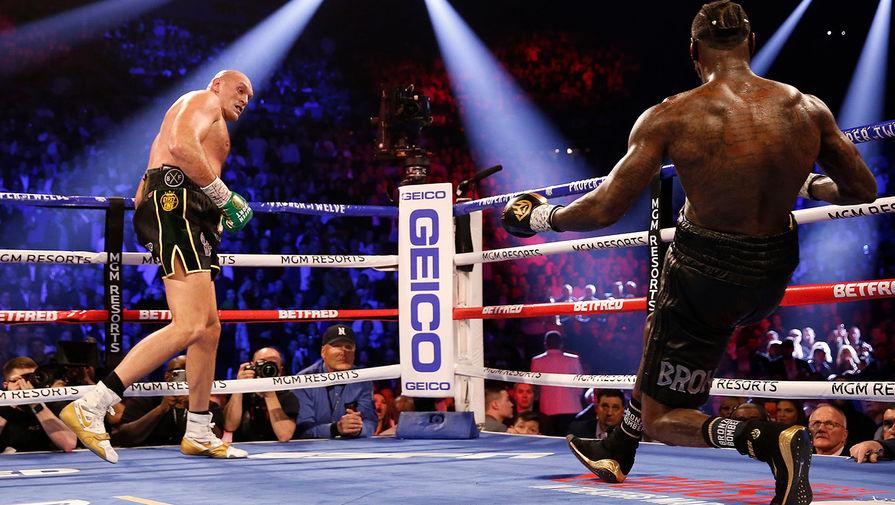Фьюри нокаутировал Уайлдера и стал чемпионом мира по версии WBC