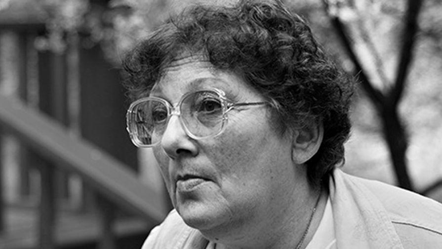 Поэтесса Инна Гамазкова