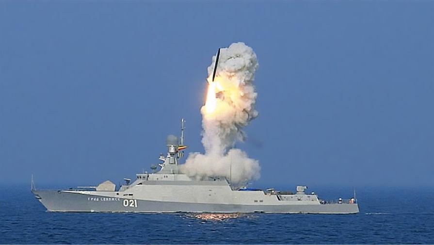 «Калибр» вернулся в Сирию