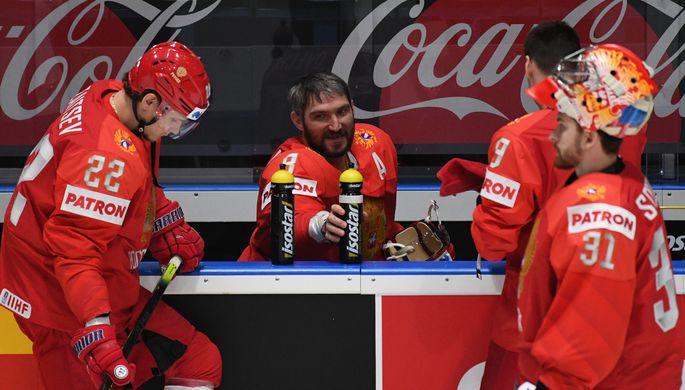 Российский хоккеист Никита Зайцев