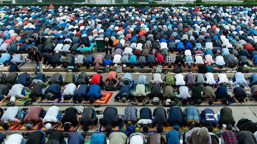 Эксперты оценили слова муфтия о 3-4 миллионах мусульман в Москве