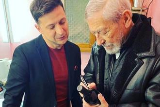 Еще один плевок в Россию: Кикабидзе поддержал Катамадзе