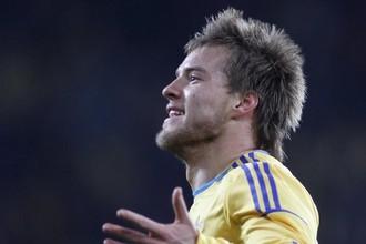 В свои 22 года Ярмоленко забил за сборную Украины уже семь голов