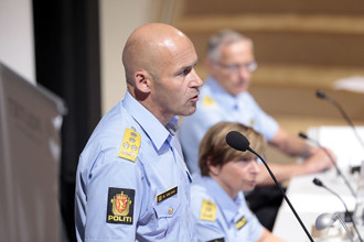 Шеф норвежской полиции Ойстен Мэланд подал в отставку
