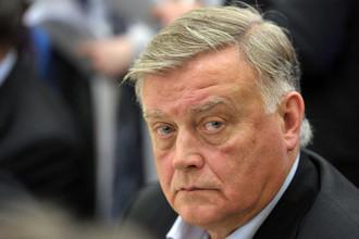 Белый дом дезавуировал сообщение об отставке главы РЖД Владимира Якунина