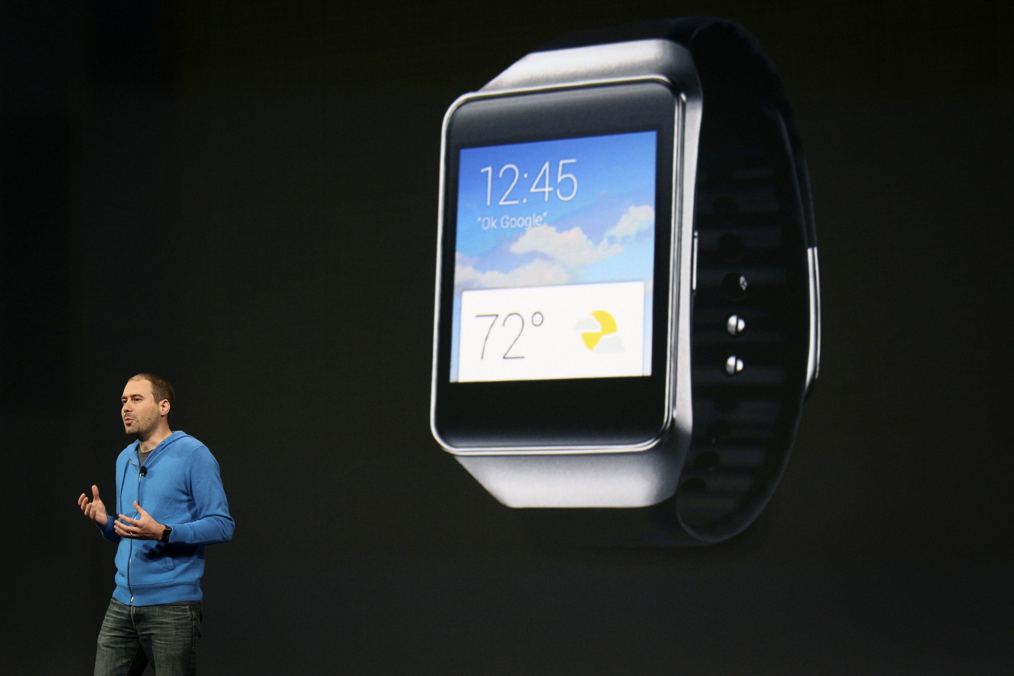 Как работают смарт часы от самсунга с андроидом