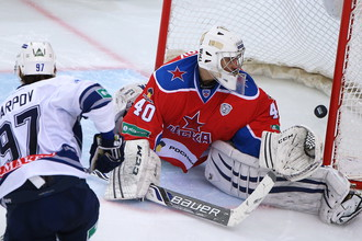 «Динамо» против ЦСКА