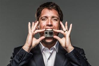 Ник Вудман, исполнительный директор GoPro